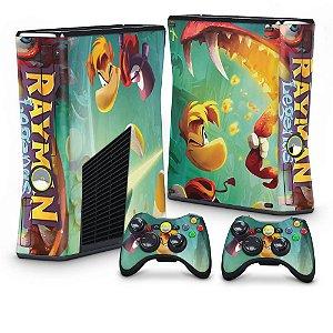 Xbox 360 Slim Skin - Rayman Legends