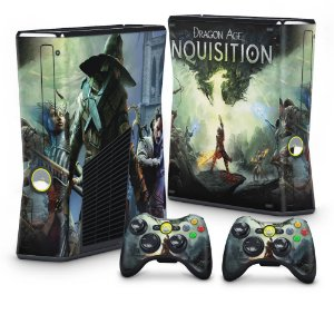 Xbox 360 Slim Skin - Dragon Age: Inquisition