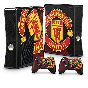 Xbox 360 Slim Skin - Manchester United