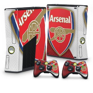 Xbox 360 Slim Skin - Arsenal Football Club