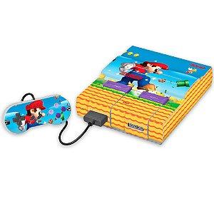 Super Nintendo Skin - Mario