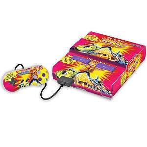 Super Nintendo Skin - Rock n Roll Racing
