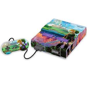 Super Nintendo Skin - The Legend of Zelda