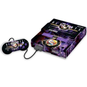 Super Nintendo Skin - Mortal Kombat 3