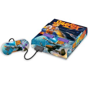 Super Nintendo Skin - Star Fox Snes