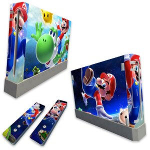 Skin Nintendo Wii - Super Mario Galaxy
