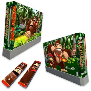 Skin Nintendo Wii - Donkey Kong Country Returns