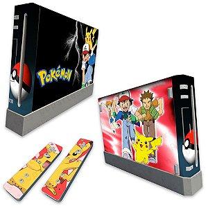 Skin Nintendo Wii - Pokemon