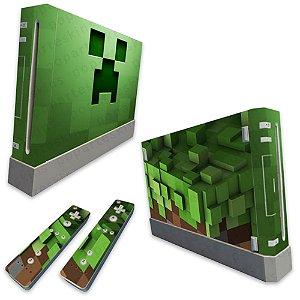 Skin Nintendo Wii - Minecraft