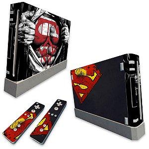 Skin Nintendo Wii - Superman