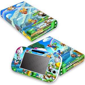 Nintendo Wii U Skin - New Super Mario Bros