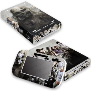 Nintendo Wii U Skin - The Walking Dead