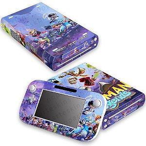 Nintendo Wii U Skin - Rayman Legends
