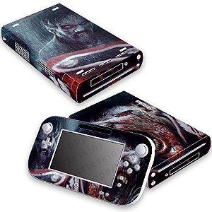 Nintendo Wii U Skin - Zombi U