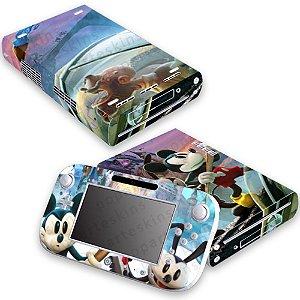 Nintendo Wii U Skin - Epic Mickey 2
