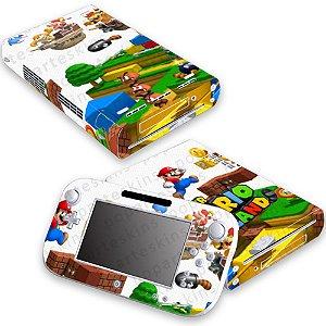 Nintendo Wii U Skin - Super Mario 3D Land