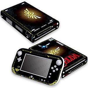 Nintendo Wii U Skin - Zelda