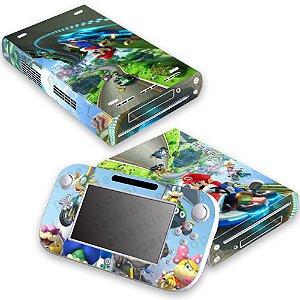 Nintendo Wii U Skin - Mario Kart