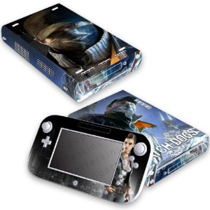 Nintendo Wii U Skin - Watch Dogs
