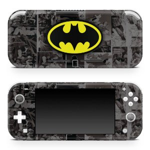 Nintendo Switch Lite Skin - Batman Comics