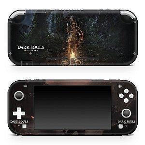 Nintendo Switch Lite Skin - Dark Souls Remastered