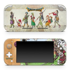 Nintendo Switch Lite Skin - Dragon Quest