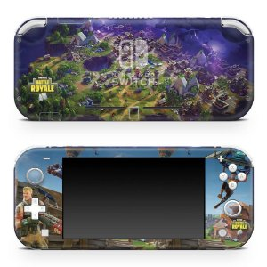 Nintendo Switch Lite Skin - Fortnite