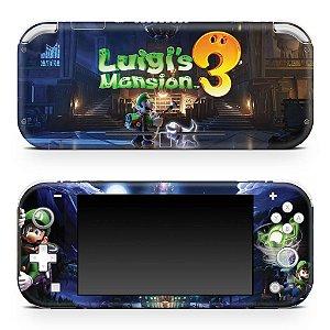 Nintendo Switch Lite Skin - Luigi's Mansion 3