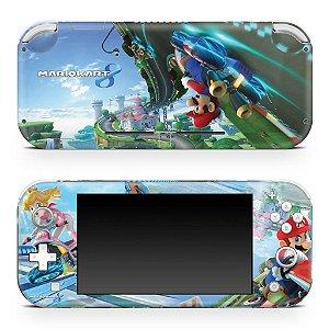 Nintendo Switch Lite Skin - Mario Kart 8