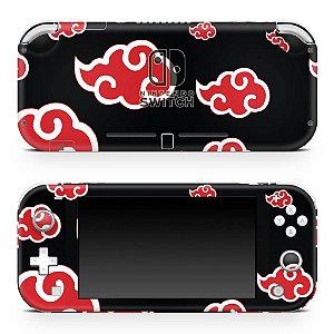 Nintendo Switch Lite Skin - Naruto Akatsuki