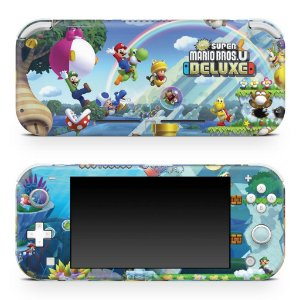 Nintendo Switch Lite Skin - New Super Mario Bros. U