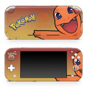 Nintendo Switch Lite Skin - Pokémon Charmander