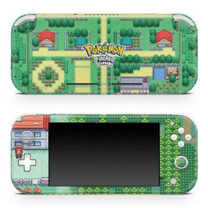 Nintendo Switch Lite Skin - Pokemon Firered