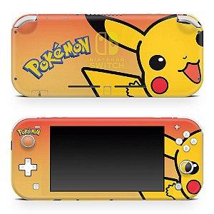 Nintendo Switch Lite Skin - Pokémon: Pikachu