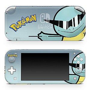 Nintendo Switch Lite Skin - Pokémon Squirtle