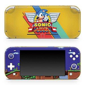Nintendo Switch Lite Skin - Sonic Mania