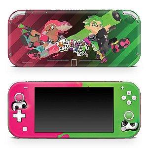 Nintendo Switch Lite Skin - Splatoon 2