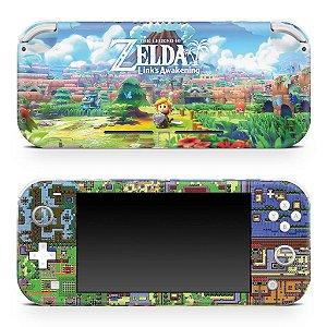Nintendo Switch Lite Skin - Zelda Link's Awakening
