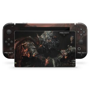 Nintendo Switch Skin - Dark Souls Remastered
