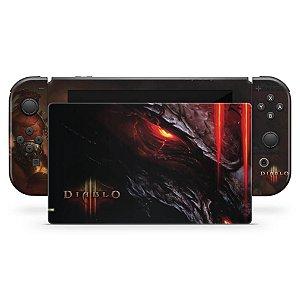 Nintendo Switch Skin - Diablo Iii
