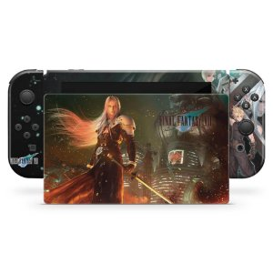 Nintendo Switch Skin - Final Fantasy Vii: Remake
