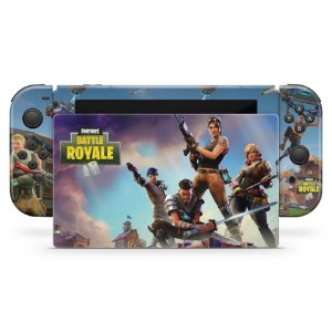 Nintendo Switch Skin - Fortnite