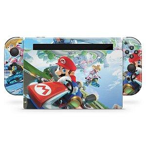 Nintendo Switch Skin - Mario Kart 8