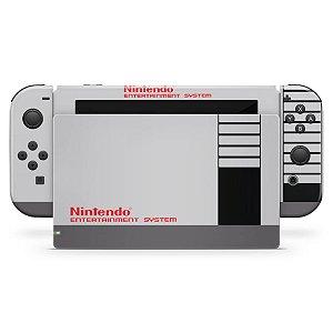 Nintendo Switch Skin - Nintendinho Nes
