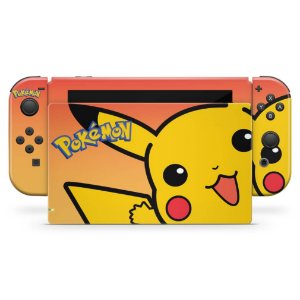 Nintendo Switch Skin - Pokémon: Pikachu