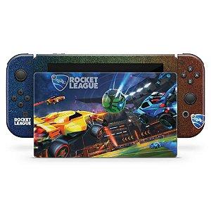 Nintendo Switch Skin - Rocket League