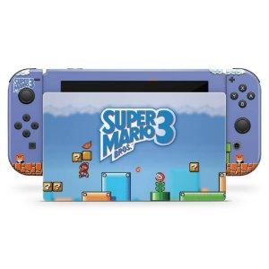 Nintendo Switch Skin - Super Mario Bros 3