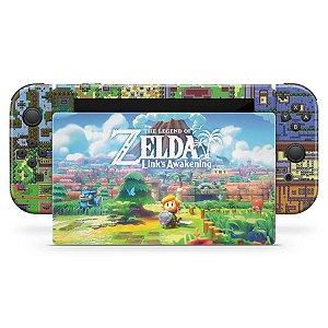 Nintendo Switch Skin - Zelda Link's Awakening