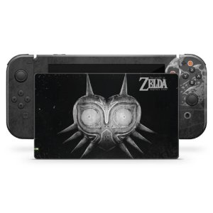 Nintendo Switch Skin - Zelda: Majoras Mask