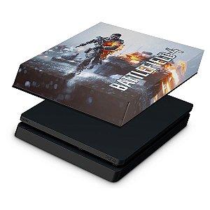 PS4 Slim Capa Anti Poeira - Battlefield 4